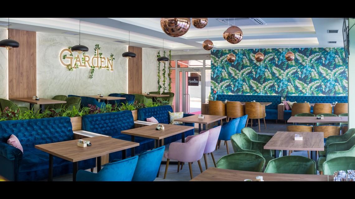 Concept bar & Restaurant Garden