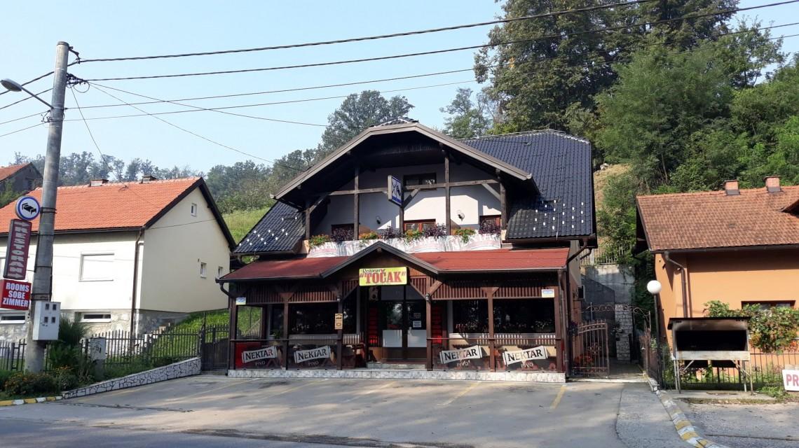 Restoran Točak